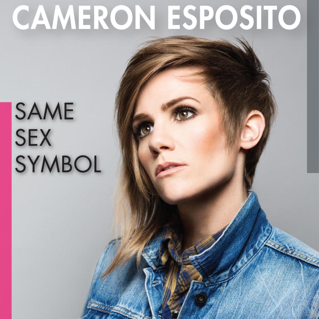 Cameron Esposito Same Sex Symbol