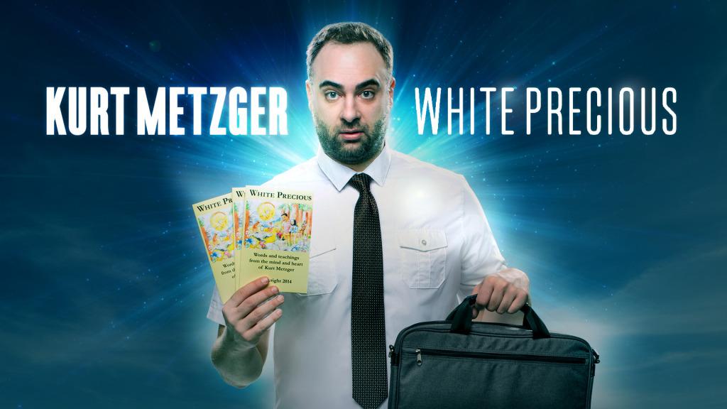 Kurt Metzger White Precious