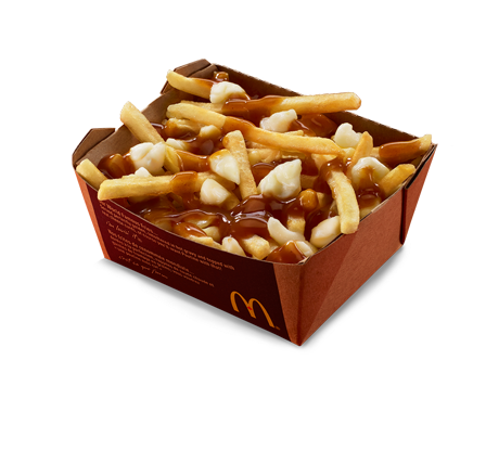McDonalds Poutine