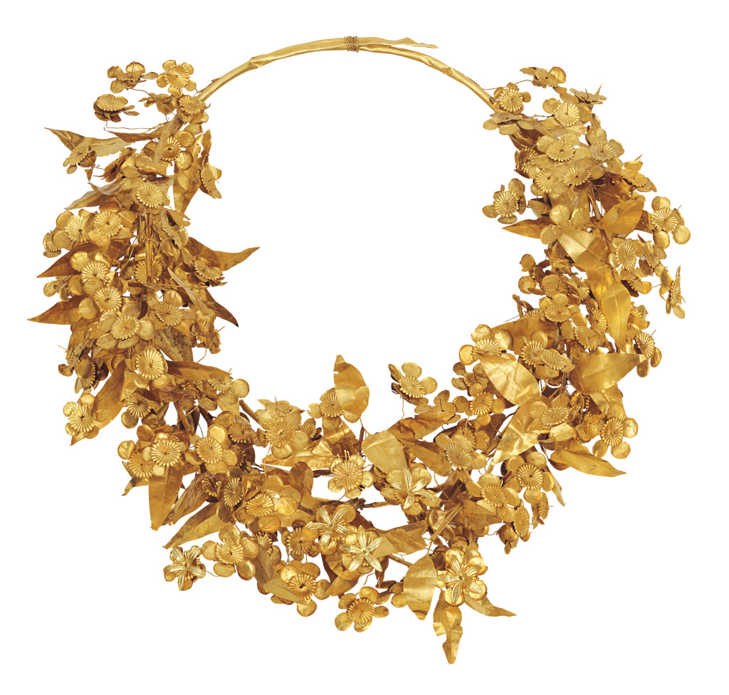 queen mada's wreath. The Greeks from Agamemnon to Alexander the Great