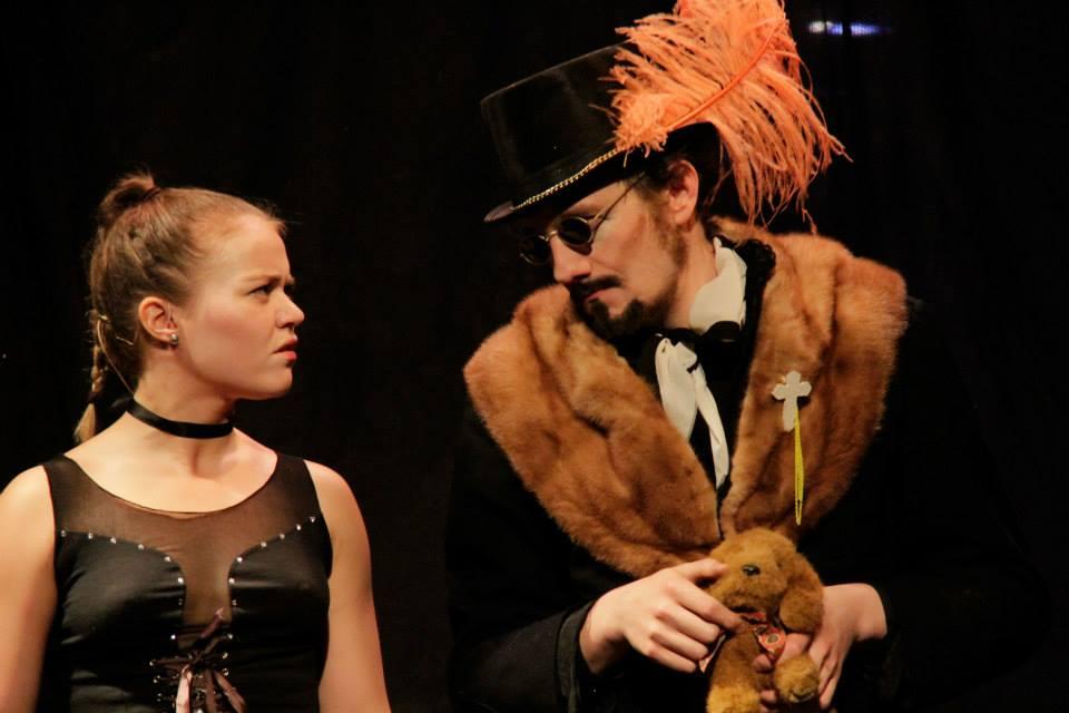 Johnny Legdick; A Rock Opera