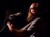 Sam Beam. iron and wine from facebook
