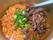 Ganadara. Bulgogi Ramen. Photo Rachel Levine