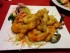 Crispy Garlic Shrimp. Emeraud de Bangkok. Photo Esther Szeben
