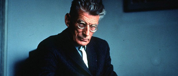 Samuel Beckett, c. 1950. Source: Rex Features/SIPA/OZKOK.