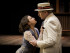 Travesties - Chala Hunter (Cecily) Greg Ellwand (Henry Carr) - Photo Antoine Saito 2