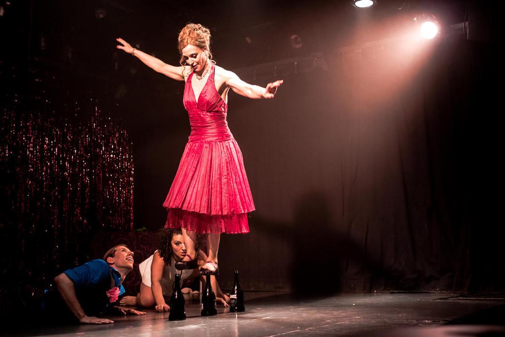 cirque prom 2