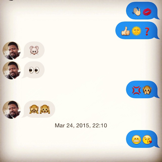 emojigirl on tinder