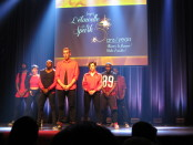 Elixir performed at the Montreal Community Cares Foundation Awards Gala. Photo Stephanie Weiner