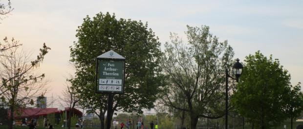 Parc Arthur THerrien. Photo Rachel Levine