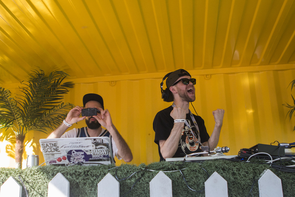 Piknic Electronik. May 18 2015. Photo Fernando Landin.