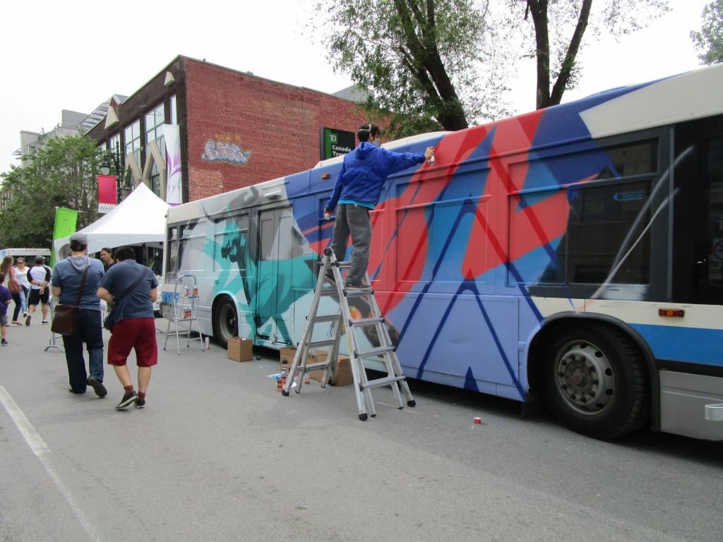 Mural Festival. Photo Rachel Levine