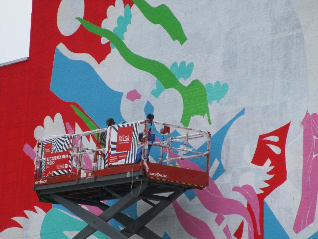 Mural Fest 2015. Photo Rachel Levine