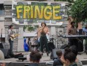 Fringe Park. Photo Rachel Levine