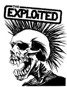 The Exploited Logo