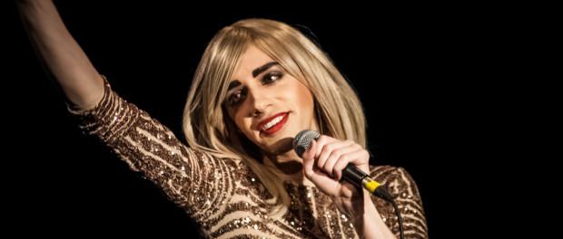 Tranna Wintour for Trantasy. 2015 Fringe Festival. Photo Reese Turner