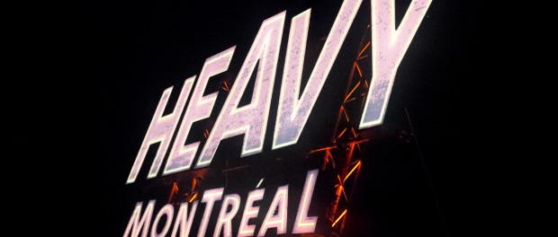 Heavy MTL 2014 photo by Susan Moss