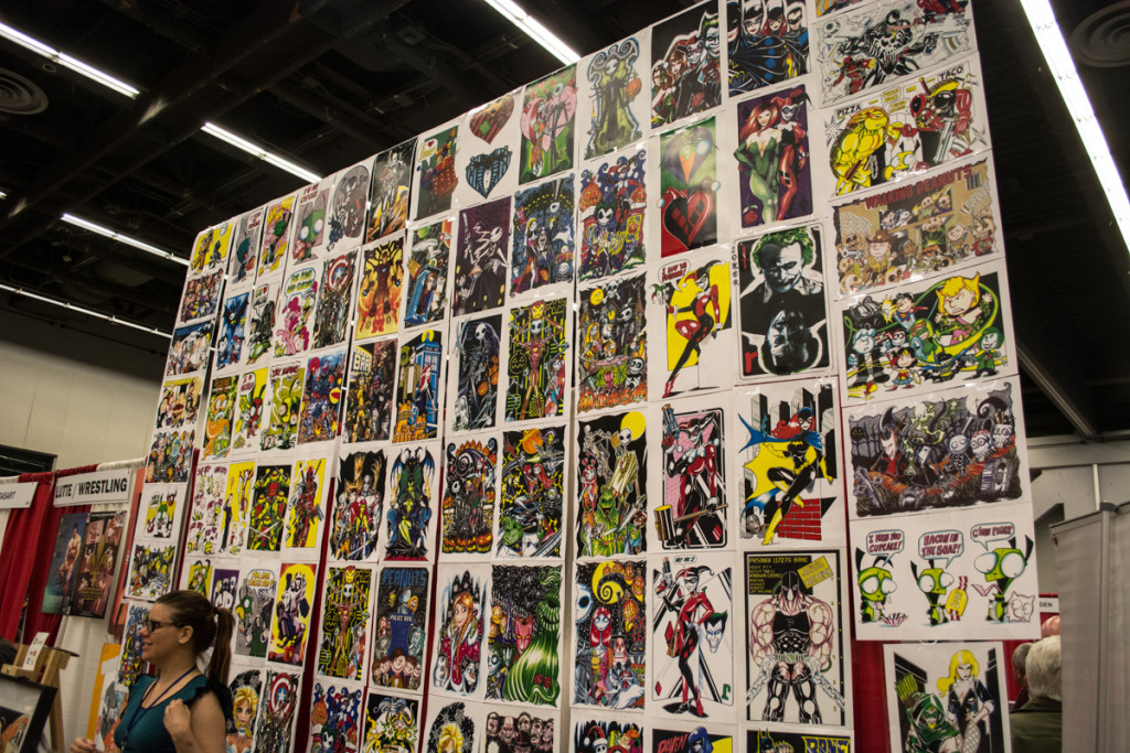 Montreal Comiccon (Photo by Jean-Frederic Vachon)