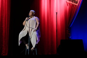 Luenell, The Nasty Show, Just For Laughs, Photo: Matthew Cope