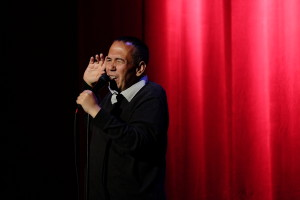 Gilbert Gottfried, The Nasty Show, Just For Laughs, Photo: Matthew Cope