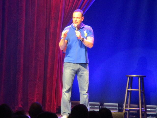 Frank Spadone. Just for Laughs Ethnic Show. Photo Rachel Levine