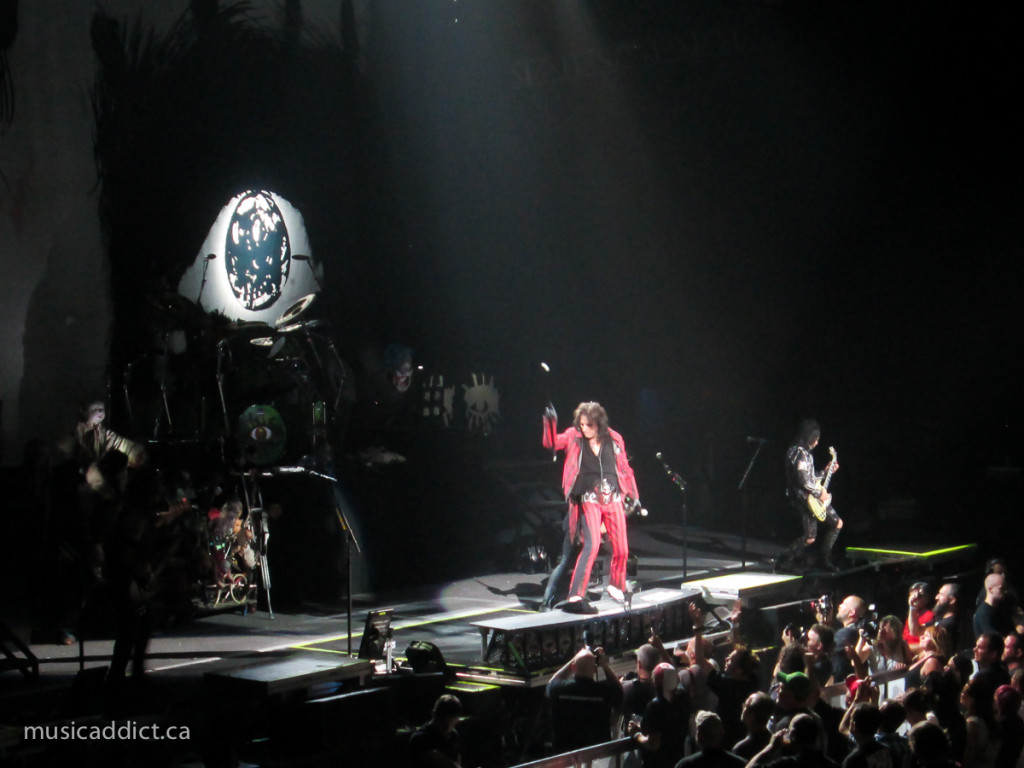 Alice Cooper - August 24 2015 (photo by Jean-Frederic Vachon)