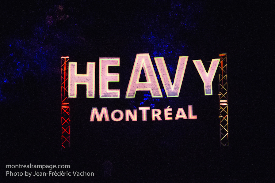 Heavy Montreal - August 08, 2015 - Jean Frederic Vachon.