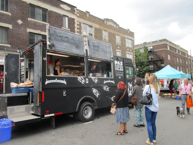 Taste of Monkland. Photo Rachel Levine