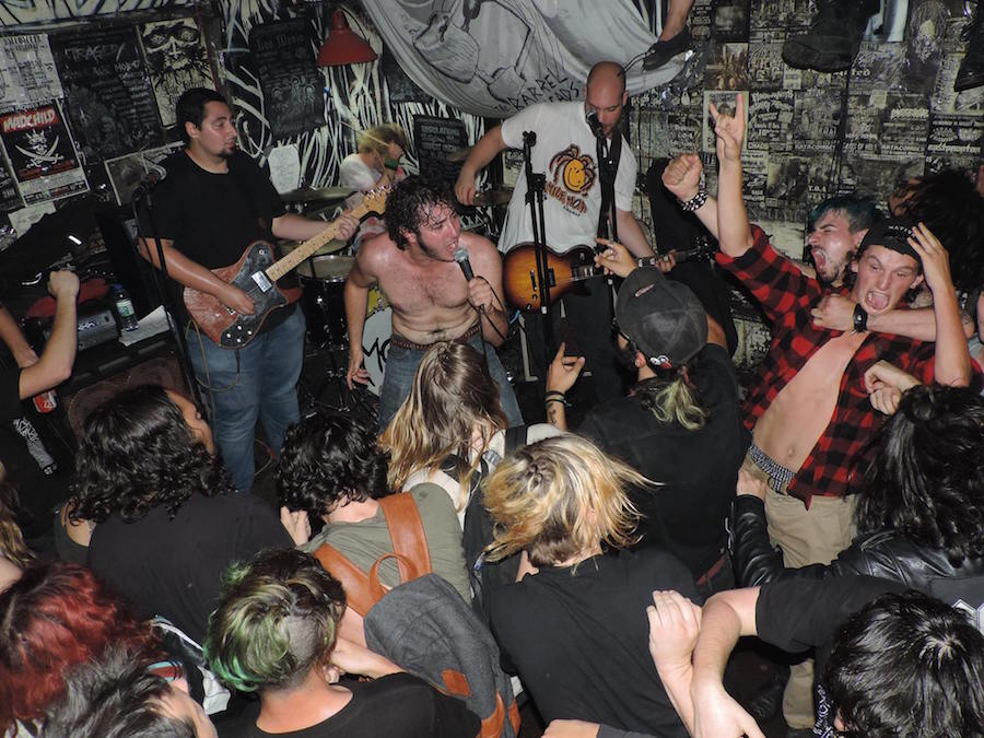 Fattal Fest 2015. The Barrel Heads. Photo Antigoni Dimopoulos