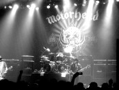 Motörhead at l'Olympia