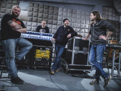 Polish progressive rockers Riverside