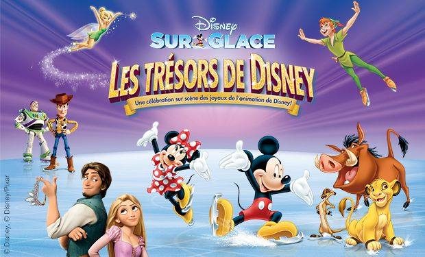 disney on ice a treasure trove for kids and adults. Black Bedroom Furniture Sets. Home Design Ideas