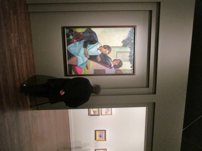 Prudence Heward. Beaver Hall Group. MFA. Photo Rachel Levine