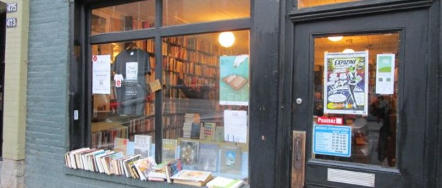 The Word Bookstore. Photo Rachel Levine