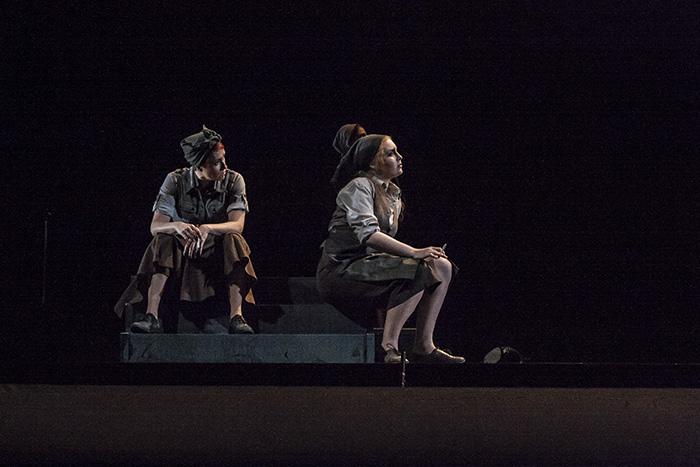 Elektra. L'Opera de Montreal. Photo Laura Dumitriu