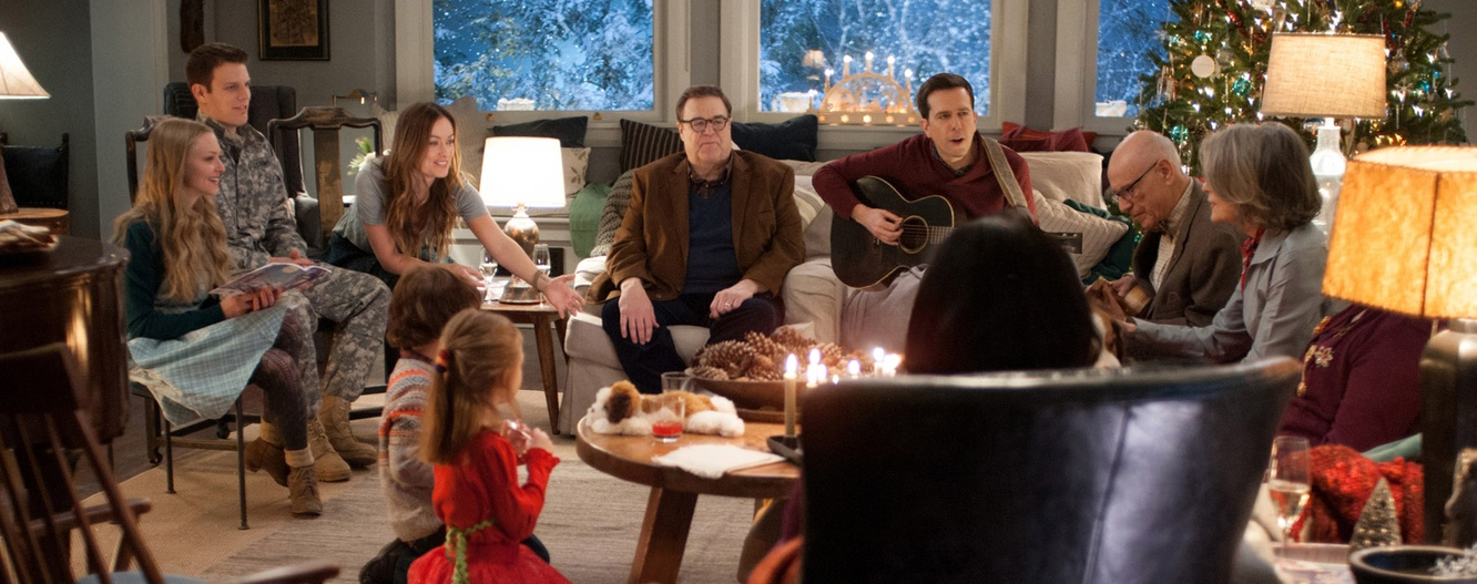 love the coopers - All About Christmas Eve Cast