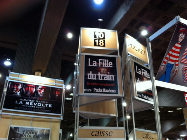 Salon du Livre. Photo Jennifer Guillet