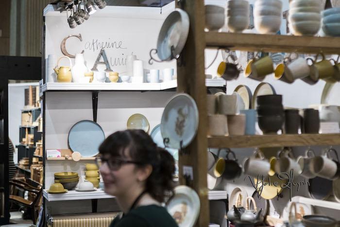 Atelier Gaia. Salon de Metiers d'art de Montreal. Photo Lily Huynh