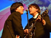 Replay. The Beatles Tribute Band. Photo Marlene Wilson