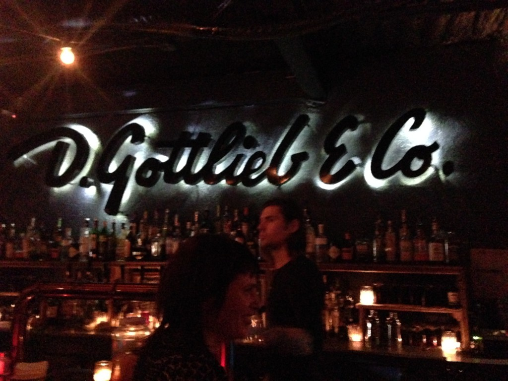 North Star. Pinball Bar. Plateau. Photo Paulette Hall.