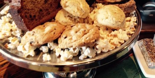 Baekt cookies.
