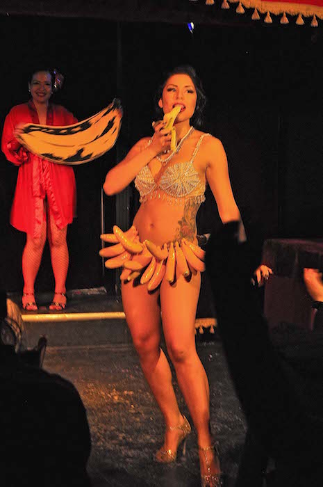 La erotic festival