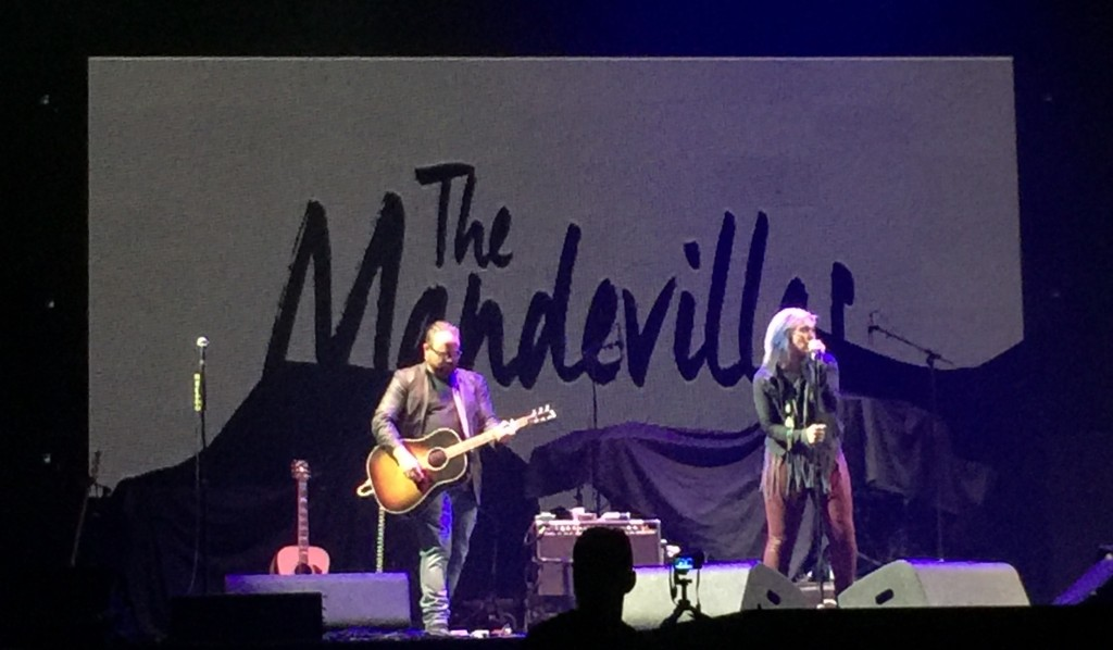 The Mandevilles - March 21 2016