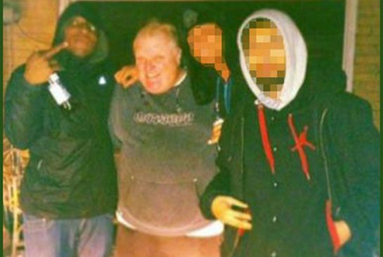 Rob Ford in the Toronto Star