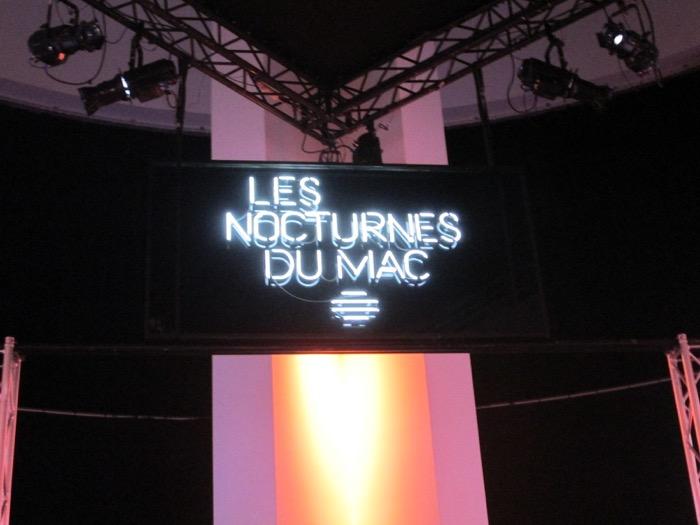 MAC Nocturne. May 2016. Photo Rachel Levine