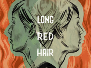 Long Red Hair. Meags Fitzgerald.