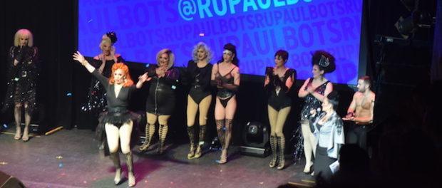 RuPaul's Drag Race 2016. Photo Nicole Yeba.