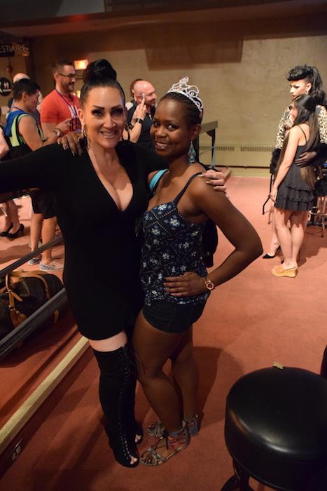 Michelle Visage. RuPaul's Drag Race. Photo Nicole Yeba.