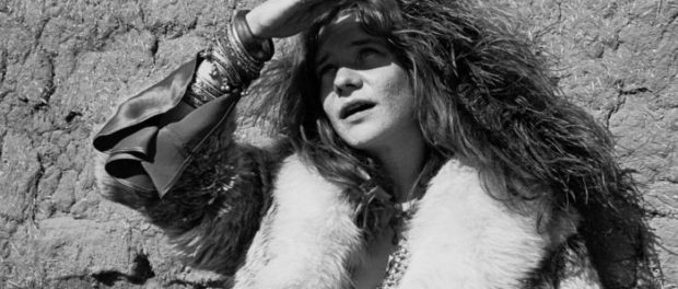 Janis Joplin (Photo by Evening Standard/Getty Images).