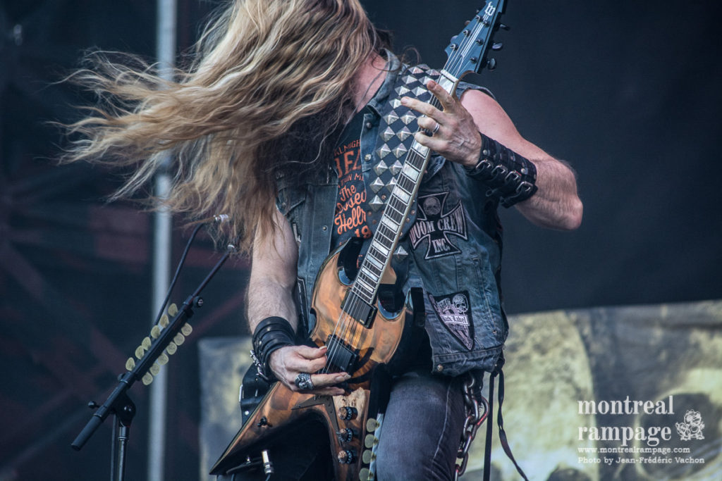 Black Label Society  (Photo by Jean-Frederic Vachon)